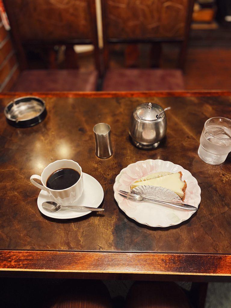 古町 喫茶店 パルム